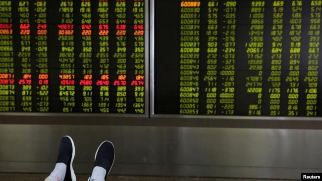 苹果公司业绩预警预示着中国增长前景堪忧