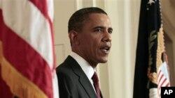 Le Président Barack Obama (Archives).