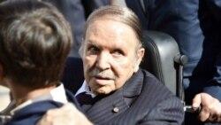 Le président Abdelaziz Bouteflika candidat à la présidentielle du 18 avril