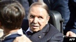 Un nouveau gouvernement en Algérie