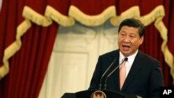 Chủ tịch Trung Quốc Tập Cận Bình nói với Ðài Loan rằng hai bên rốt cuộc phải thảo luận về các bất đồng chính trị cũ.