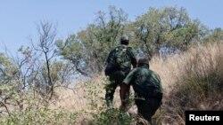 La patrulla fronteriza señala que el año pasado detuvo en promedio 1.000 niños diarios que intentaban cruzar la frontera solos.