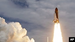 انځورونه: د امریکا د فضايي ماموریتونو تاریخ