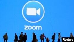 Zoom標識。