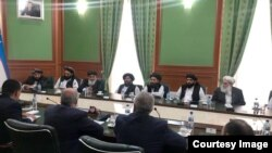ABŞ-Taliban danışıqları