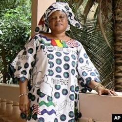 La femme joue un rôle capital dans le développement du Mali.