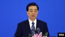 Presiden Tiongkok Hu Jintao (Foto: dok)
