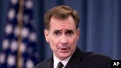 امریکی محکمہ خارجہ کے ترجمان جان کربے