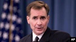 Phát ngôn viên Bộ Ngoại giao Hoa Kỳ John Kirby.