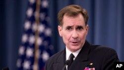 ترجمان امریکی محکمہ دفاع