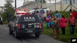 Las autoridades informaron que sumado a las víctimas varios reos escaparon, pero que 40 fueron recapturados.