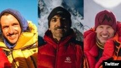 محمد علی سدپارہ اور دیگر موسم سرما میں دنیا کی دوسری بلند ترین چوٹی 'کے ٹو' کو سر کرنے کی کوشش میں لاپتاہو گئے تھے۔