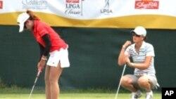 """ก้าวต่อไปของ """"โปรแหวน-พรอนงค์ เพชรล้ำ"""" นักกอล์ฟไทยหนึ่งเดียวใน LPGA"""