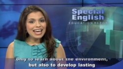 IB Program Aims to Form 'Students of the World'