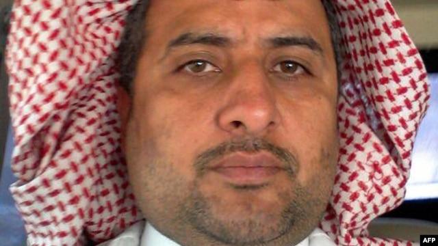 15일 폭탄 테러로 숨진 수니파 정치인 이판 사둔 알 에사위.