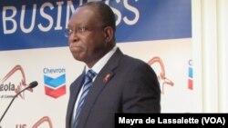 Manuel Vicente lançou iniciativa em Angola