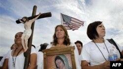 Протесты против иммиграционной реформы