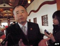 深圳台商协会主席黄明智