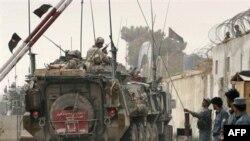 Xalqaro koalitsiyaga hujumlar… Afg'on askarlari tomonidan