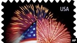 El Servicio Postal de EE.UU. presentó una estampilla en honor a esta celebración especial.