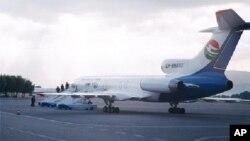 میدان هوایی بین المللی دوشنبه، پایتخت تاجکستان