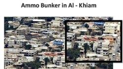 اسراییل خروج سربازان از یک روستا در لبنان را تصویب می کند