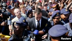 Oscar Pistorius kriv za ubistvo iz nehata