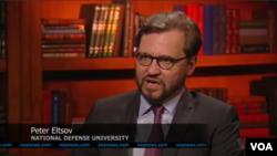 北卡罗来纳州的国防大学国际安全问题教授彼得·埃尔佐夫(Peter Eltsov)