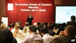 美国众多商家正探索拓展中国市场新途径