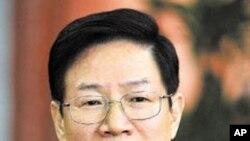 中国人民解放军第二炮兵部队政委张海阳