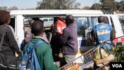 Life back to normal at Bulawayo's famous Egodini Omnibus Terminus.