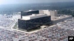 미국의 국가안보국(NSA) 건물. (자료사진)