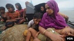 برما کے روہینگا مسلمان
