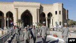 Đối với các binh sĩ Hoa Kỳ thì cuộc chiến tranh ở Iraq đã đến hồi kết thúc.
