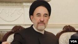 محمد خاتمی، رئیس جمهوری پیشین ایران