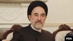 İranın keçmiş prezidenti Məhəmməd Xatəmi