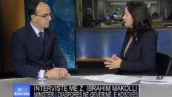 Intervistë me z. Ibrahim Makolli, Ministër i Diasporës në Kosovë