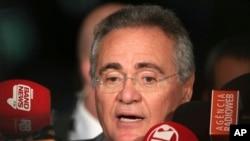 Renan Calheiros, um dos investigados