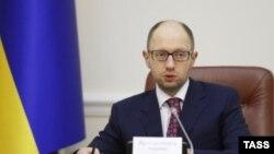 ယူကရန္း ဝန္ႀကီးခ်ဳပ္ Arseniy Yatsenyuk