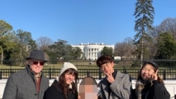 [뉴스풍경 오디오] 미국인 부부, 탈북민 학생과 미국 여행