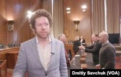 Крістіан Ласслетт, професор криміналістики Ульстерського університету, Великобританія