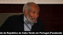 Onésimo Silveira, político, diplomata e escritor cabo-verdiano