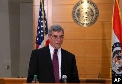 Обвинителот на Општината Сент Луис, Роберт П. Мекулоу