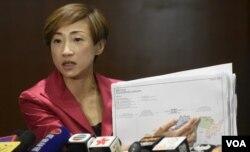 香港公民黨立法會議員陳淑莊。(公民黨圖片)