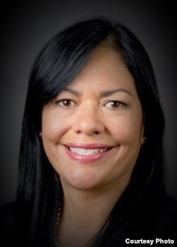 Hebe Fuller, director of international admissions for Elon University in Elon, North Carolina.