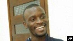 O escritor moçambicano Lucílio Manjate