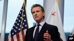 Gov. Gavin Newsom updates the state's response to the coronavirus