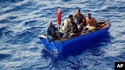 Los cubanos que previamente intentaron llegar a Estados Unidos sostienen que actualmente no tiene sentido hacer el viaje por el riesgo a ser deportados.