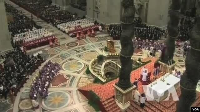 Test - Pope Analysis