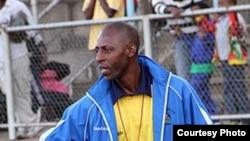 Harare City coach Bigboy Mawiwi